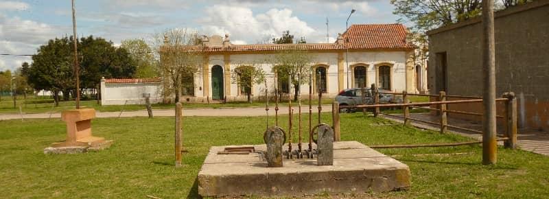 Villa Lía Estación del ferrocarril